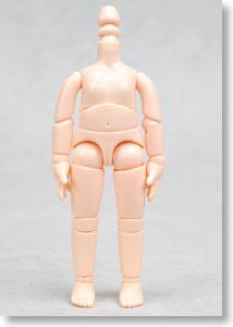 11cmオビツボディ (ホワイティ) (ドール)