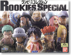 One Piece Collection Rookie Special (Shokugan)