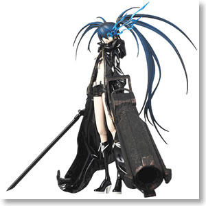 RAH550 Black Rock Shooter (Fashion Doll)