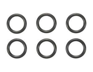 AO1026 Gom Ring for 13-12mm Roller (6pcs.) (mini 4WD)