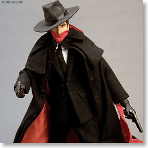 The Shadow - The Shadow 12inch Figure (Fashion Doll)