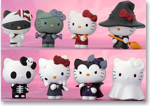 FCC Hello Kitty Mega Monster Cosplay Collection (PVC Figure)