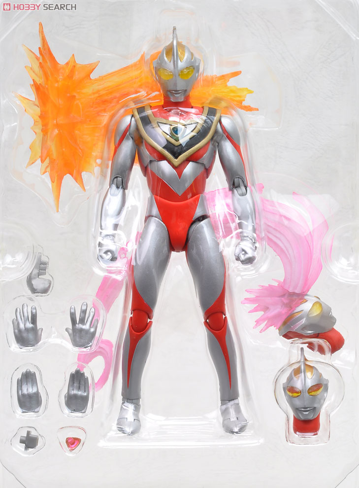 Ultra-Act Ultraman Gaia (V2) (Completed) Item picture7