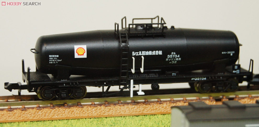 タキ35000 シェル石油 (2両セット)