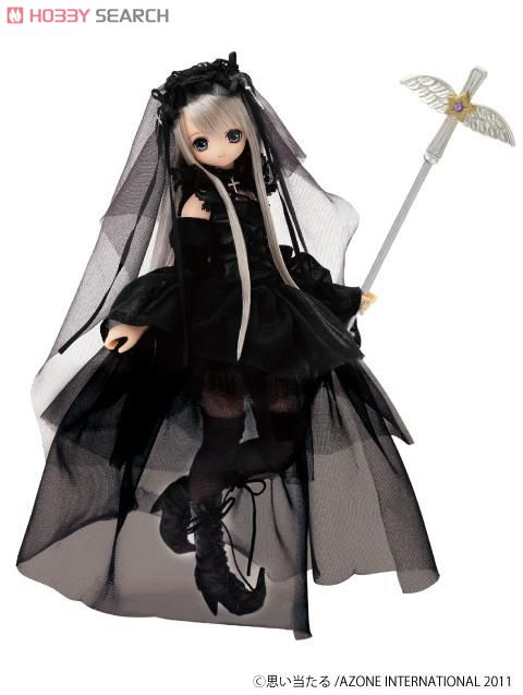 [Sulje] EX Cute kahdeksas sarjan Witch Girl Himeno / Little Witch of Starlight (Fashion Doll) Tuote picture6
