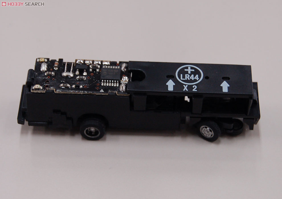 BM-01 The Moving Bus System Power Unit A (Wheelbase 32mm) (Model Train) Item picture2