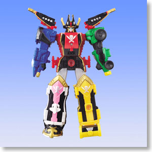 Joint Union Gokaioh (Character Toy)