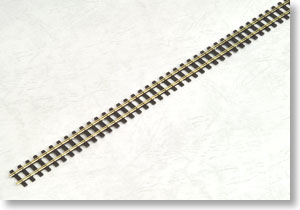 [Economical] (HO Narrow (OO-9/HO-e)) Flexible Track Wooden Tie for Main Line (914mm) (25pcs. Set) (Model Train)