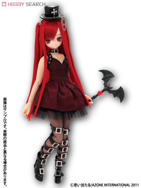 [Sulje] EX Cute kahdeksas sarjan Witch Girl Aika / Little Witch of Flame (Fashion Doll) Tuote picture5