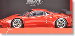 フェラーリ 458 Italia GT2 (Race Red 322/レッド 322) (ミニカー)