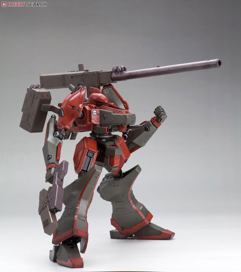 Nine Ball Armored Core Model