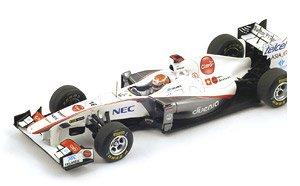 ザウバー C30 2011年 オーストラリアGP (No.16) 小林可夢偉 (ミニカー)