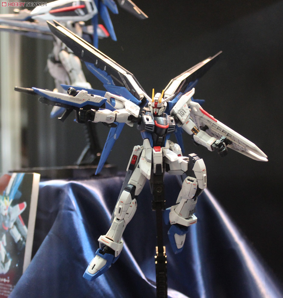 Jual Gundam Bandai Rg Freedom 1 144 Zgmf X10a Model Kits Other Picture1