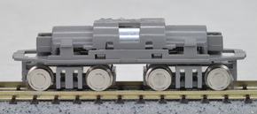 Power Unit 4 for B Train Shorty Electrical Tramway (Model Train)