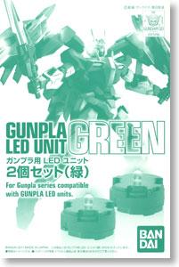 Bandai Hobby Gundam LED Green