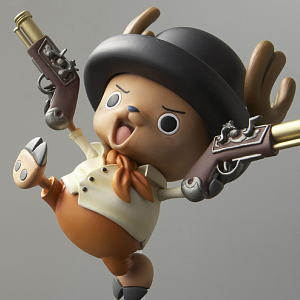 Door Painting Collection Figure Tony Tony Chopper Western Ver. (PVC Figure)