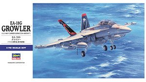EA-18G Growler (Plastic model)