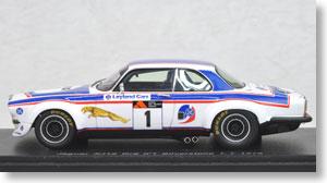 ジャガー XJ12 Gr.2 1976年シルバーストーンT.T #1 (ミニカー)