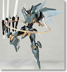 Revoltech Jehuty Anubis Ver. Series No.111 (Completed)