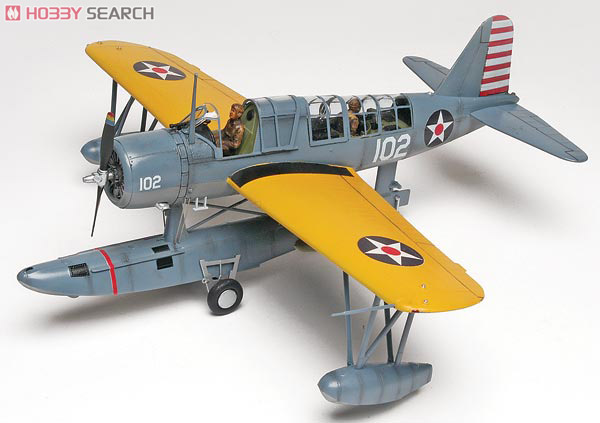 OS2U Kingfisher (Plastic model) Item picture1