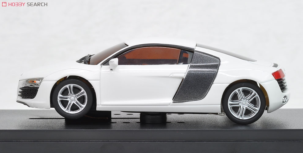 Audi R8 White Rc Model Item Picture1
