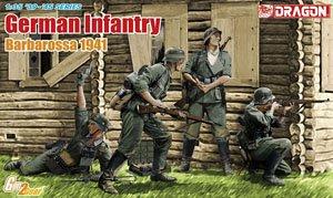 WW.II ドイツ軍 歩兵 バルバロッサ1941