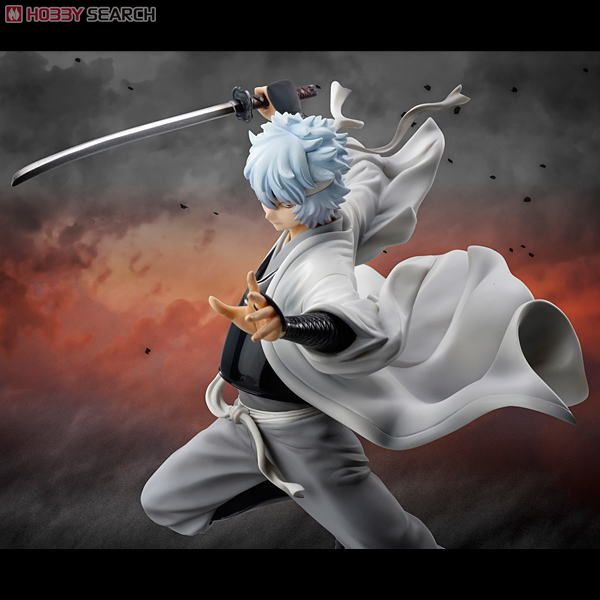 G.E.M. Series Gintama Shiroyasha (PVC Figure) Item picture7