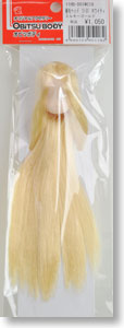 Hair Implant Head 11-01 (Whity/Milky Gold) (Fashion Doll)