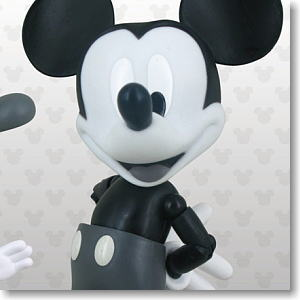 MAF Mickey Mouse (Black & White Ver.)