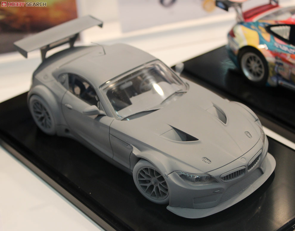 Hatsune Miku Good Smile Bmw Bmw Z4 Gt3 Rd3 Sepang Model Car Other Picture2