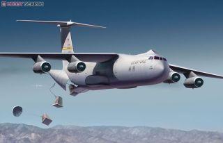 アメリカ空軍 C-141B スターリフター 湾岸戦争 (プラモデル) - ホビー ...