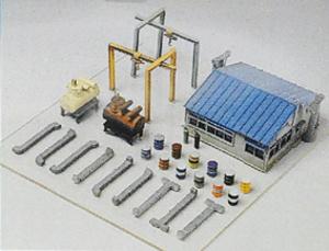 工場付属設備 A
