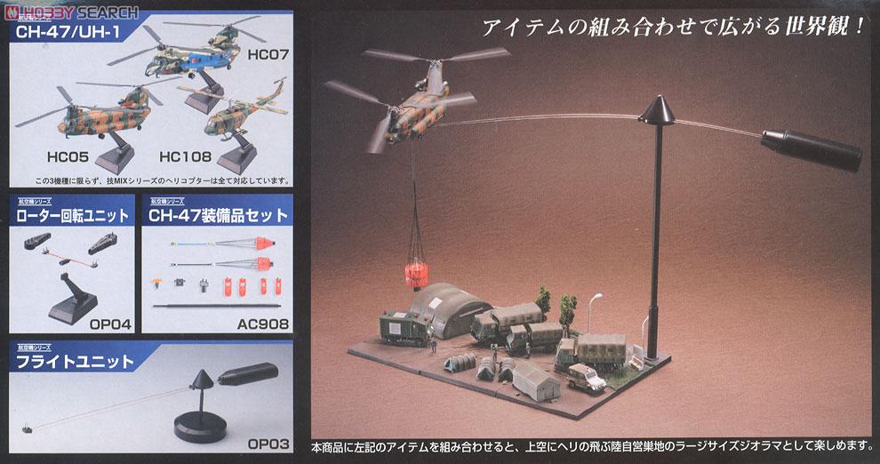 陸自装備品セット (AC905~907 セット) (プラモデル)
