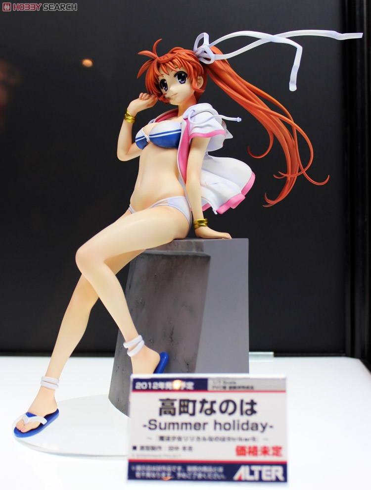 Takamachi Nanoha -Summer holiday- (PVC Figure) Other picture2