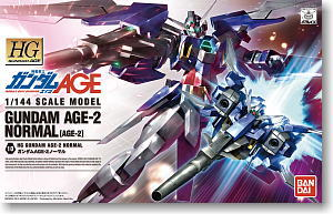 Gundam AGE-2 Normal (HG) (Gundam Model Kits)