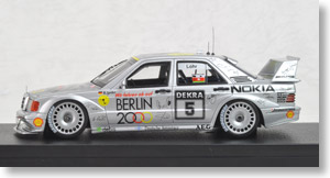 Mercedes-Benz 190E (#5) 1992 DTM MIRAGE (ミニカー)