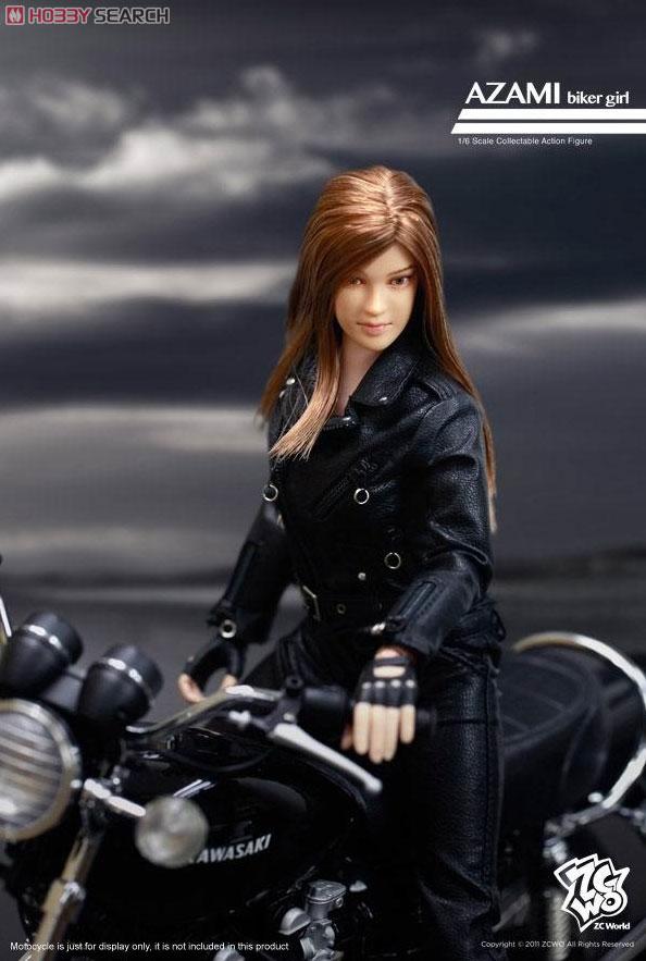 Biker Girl Fashion