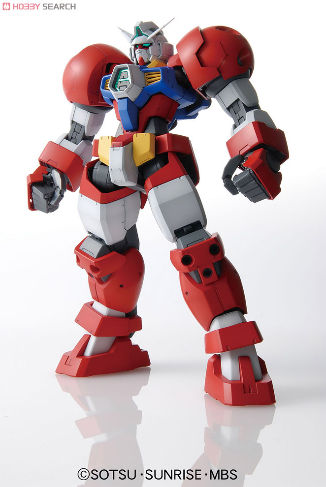Gundam AGE-1 Titus (MG) (Gundam Model Kits) Item picture1