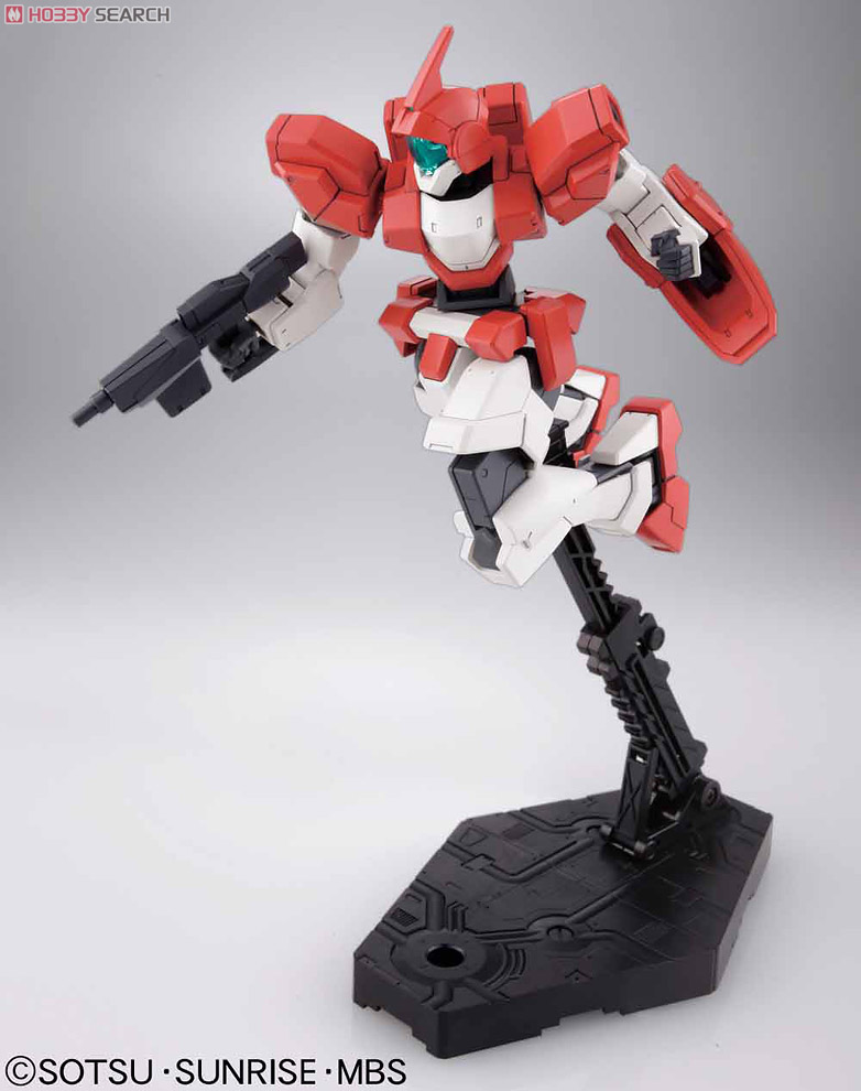 Genoace II (HG) (Gundam Model Kits) Item picture2