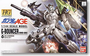 G Bouncer (HG) (Gundam Model Kits)