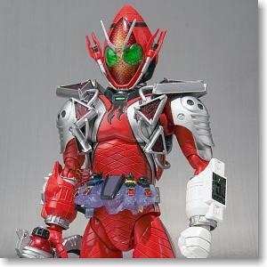 FROM JAPAN S.H.Figuarts Kamen Rider Fourze Elek States Action Figure Bandai