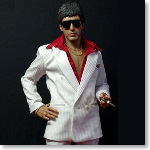 Real Masterpiece Collectible Figure / Scarface Tony Monterna Respect Ver.
