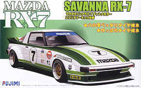 Mazda Savanna RX-7 SA22C Racing Daytona Color (Model Car)