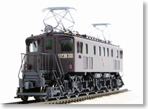 (HOj) [Limited Edition] J.N.R. Electric Locomotive Type EF18 #33 (Pre-colored Completed) (Model Train)