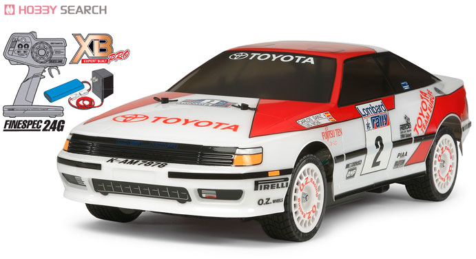 XB Toyota Celica GT-FOUR 1990 (TT-01 TYPE-E/2.4G) (RC Model) Other picture1