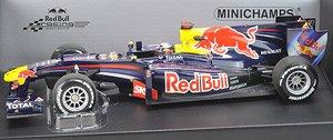 レッド ブル レーシング ルノー RB6 S.ベッテル ブラジルGP ウィナー 2010 (ミニカー)