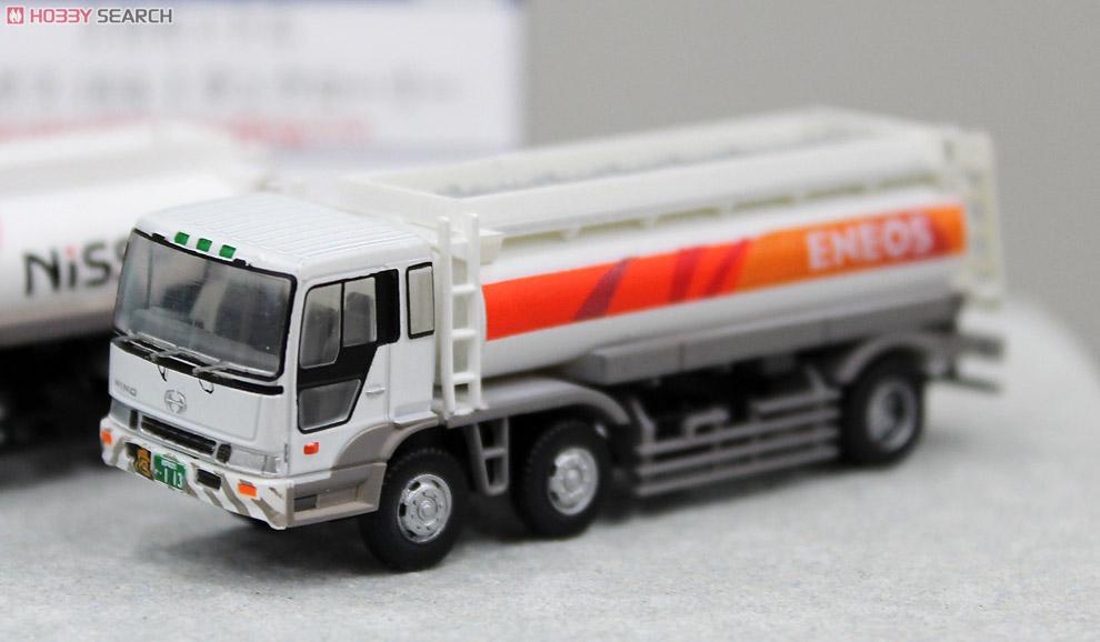 ザ・トラックコレクション 2台セットG エネオス 16klタンクローリー (鉄道模型) 画像一覧