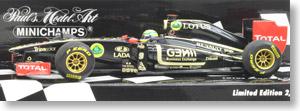 ロータス ルノー GP R31 B.セナ 2011 (ミニカー)
