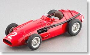 マセラッティ 250F 「FANGIO」 1957年 フランスGP #2 (ミニカー)