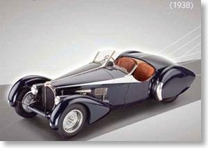ブガッティ 57 SC コルシカ 1938 (ミニカー)